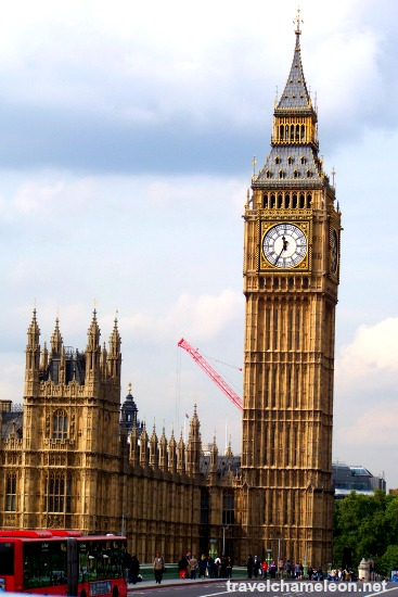 Big Ben is one the most popular landmarks in the world.