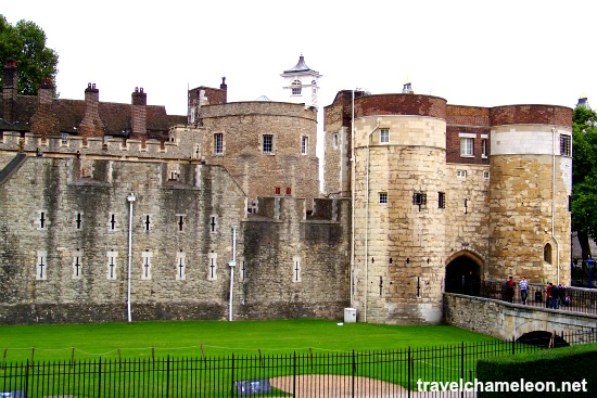 These sights in the Tower of London are 'unmissable'.