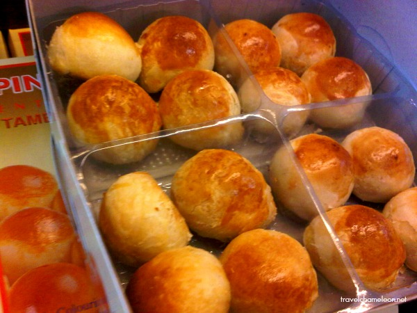 The biscuits are packed in such a way to make sure that they don't crush each other.