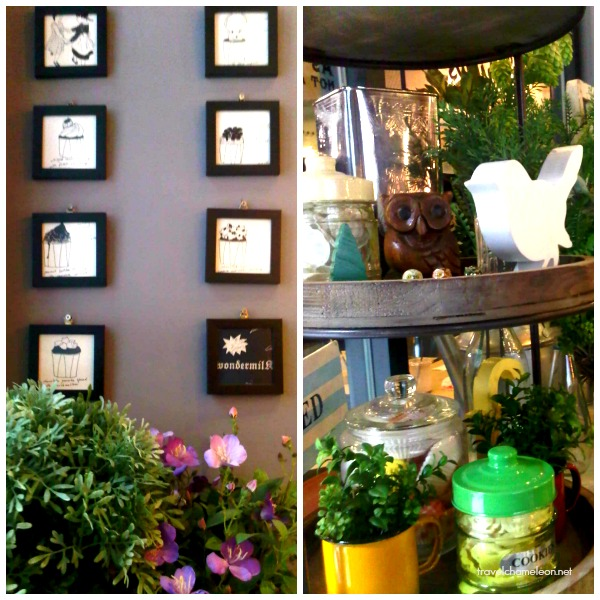 Everything here just spells Wondermilk. It's quirkiness & artsy-ness is in every corner of the cafe.