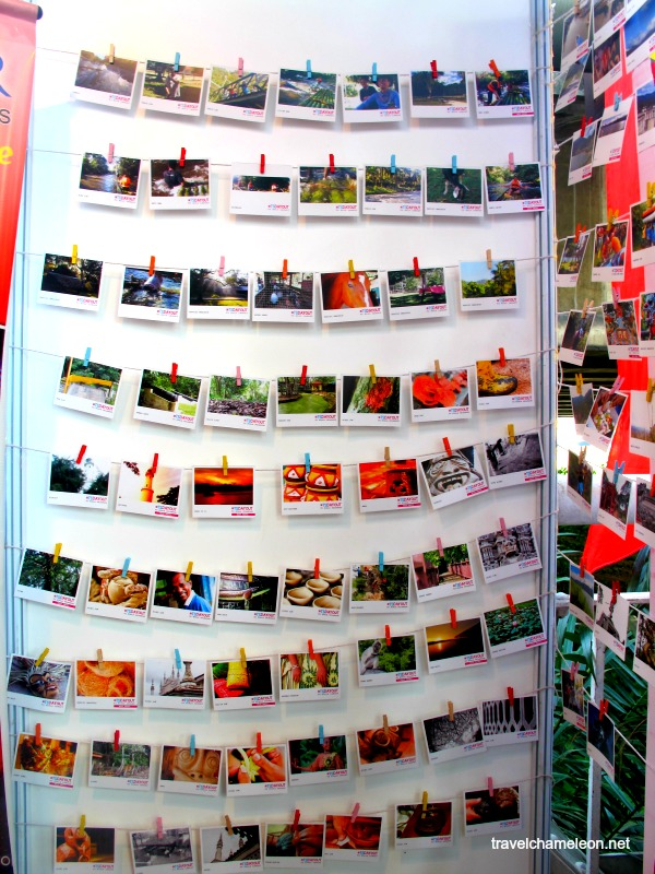 The photos from participants of #TSDayOut were nicely displayed here.