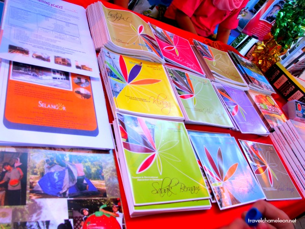 Pick a brochure, any brochure for a weekend adventure in Selangor.