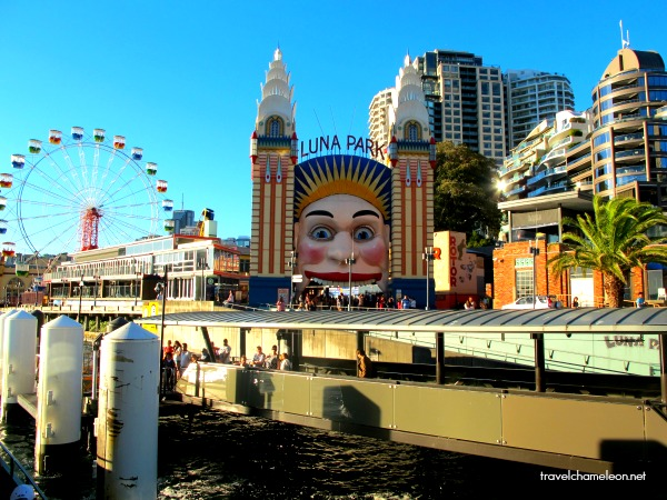 Luna Park reminds me of Coney Island.