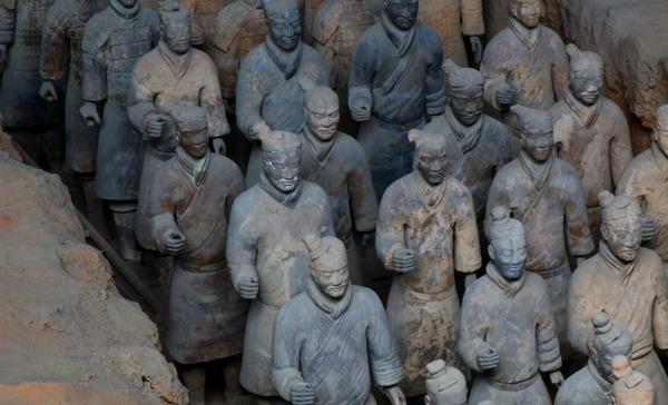 Terracotta Army, China - Photo by HomeAway.co.uk