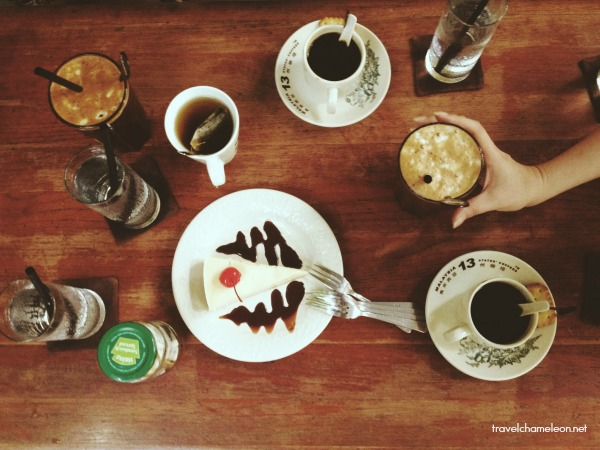 Try and of the 13 coffee from all the states in Malaysia.