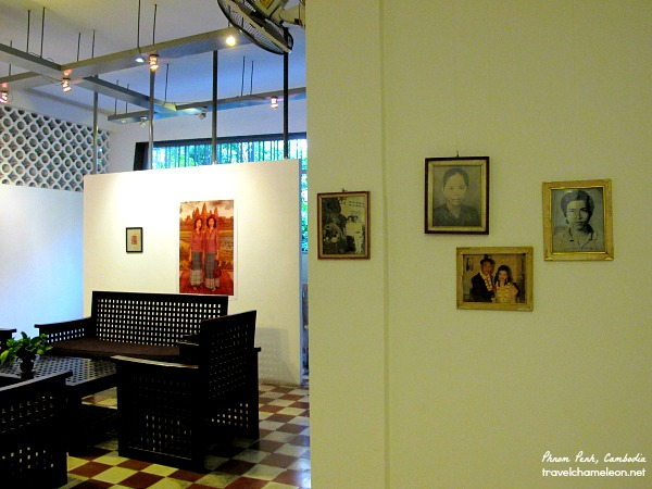 History, Memory and Photography in Bophana Audio Visual Center.