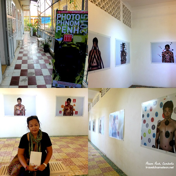 Vannak Khun photography exhibition called Numbers was held in Romeet Gallery.