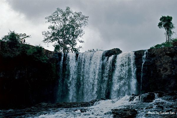 Mondulkiri is known for its gorgeous rainforest and waterfalls.