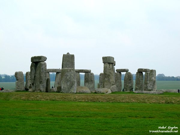 Another part of the Stonehenge.