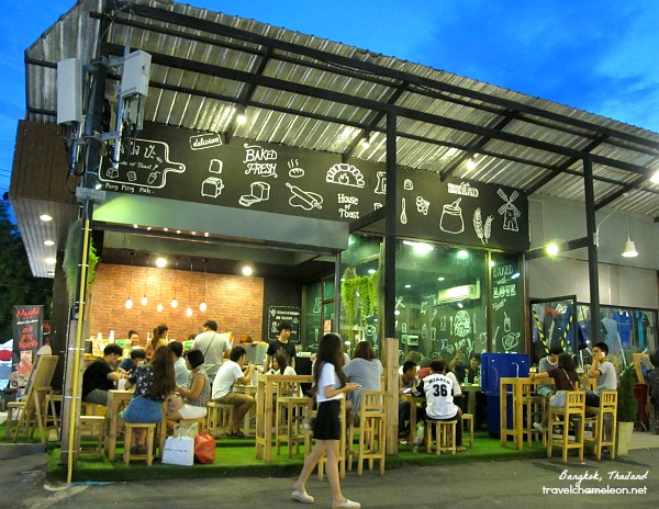 Restaurants are aplenty in JJ Green Night Market.