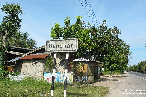 Visit Bunohan, named after a Malaysian thriller movie.