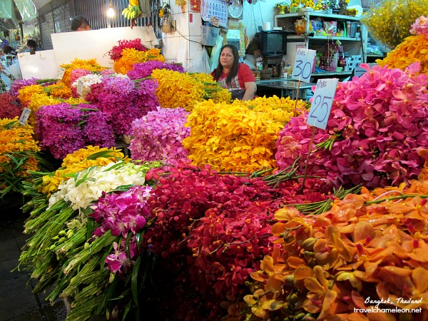 Choosing flowers can be a challenging task when everything looks so beautiful.