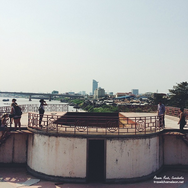 Level 4 : Once the rooftop pool is filled with water, it'll have a nice view of Phnom Penh city with it.