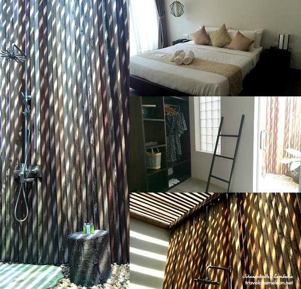Inside Ren Resort deluxe rooms.